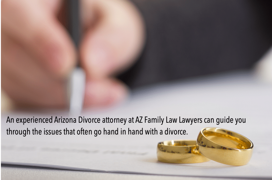 Divorce in Arizona: Don't settle -blog